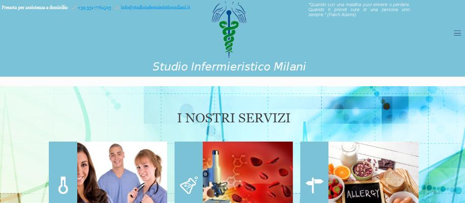 studio infermiersitico milani