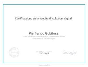 certificato vendita digital solutions